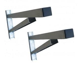 Wandkonsole TYP4 (Paar) Abstand bis 82 cm