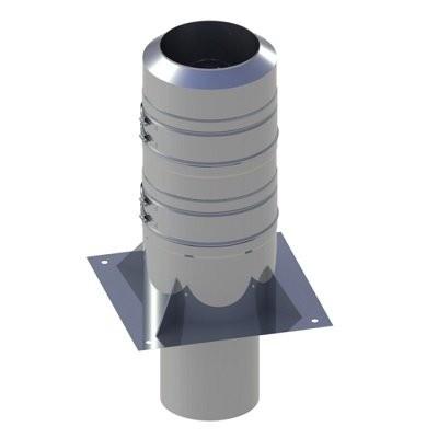 Schornsteinverlängerung 150 mm